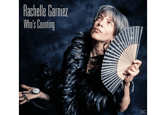 Rachelle Garniez - Who's Counting - (CD)