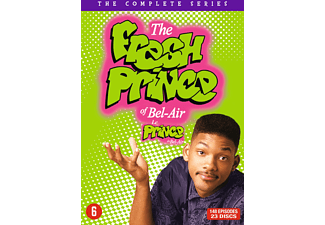 The Fresh Prince Of Bel Air - The Complete Series | DVD