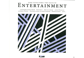 VARIOUS - The Value Of Entertainment - (CD + DVD)