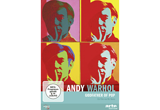 Andy Warhol - Godfather of Pop - (DVD)