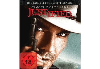 Justified - Staffel 2 - (Blu-ray)