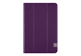 "BELKIN Trifold Folio-hoes 8"" Paars (F7N323BTC01)"