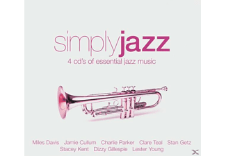 VARIOUS - Simply Jazz - (CD)