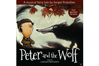 Leonard Bernstein - Peter And The Wolf - (CD)