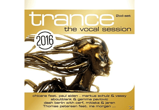 VARIOUS - Trance: The Vocal Session 2016 - (CD)