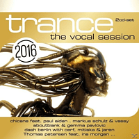 VARIOUS - Trance: The Vocal Session 2016 [CD]