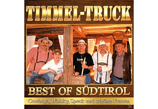 Timmeltruck - Best Of Südtirol - (CD)