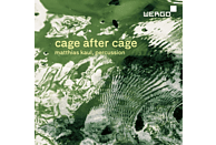 Matthias Kaul - Cage After Cage.Works For Solo Percussion [CD]