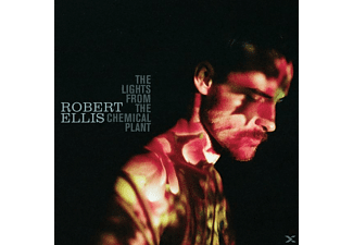 Robert Ellis - The Lights From The Chemical Plant - (Vinyl)