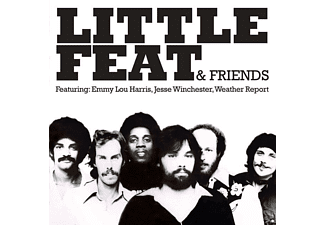 Little Feat And Friends / - - Little Feat & Friends - (CD)
