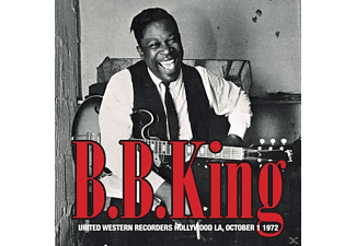B.B. King - United Western Recorders Hollywood La, Oct.1972 - (Vinyl)