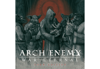 Arch Enemy -  War Eternal (Tour Edition) [CD + DVD]