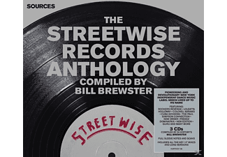 VARIOUS - Streetwise Records Anthology - (CD)