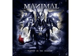 Manimal - Trapped In The Shadows [CD]