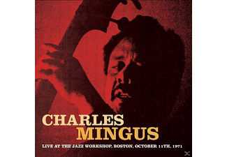 Charles Mingus - Live At The Jazz Workshop, Boston, Oct.1971 - (CD)