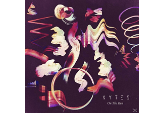 Kytes - On The Run - (Maxi Single CD)