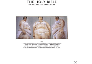 Manic Street Preachers -  The Holy Bible [Βινύλιο]