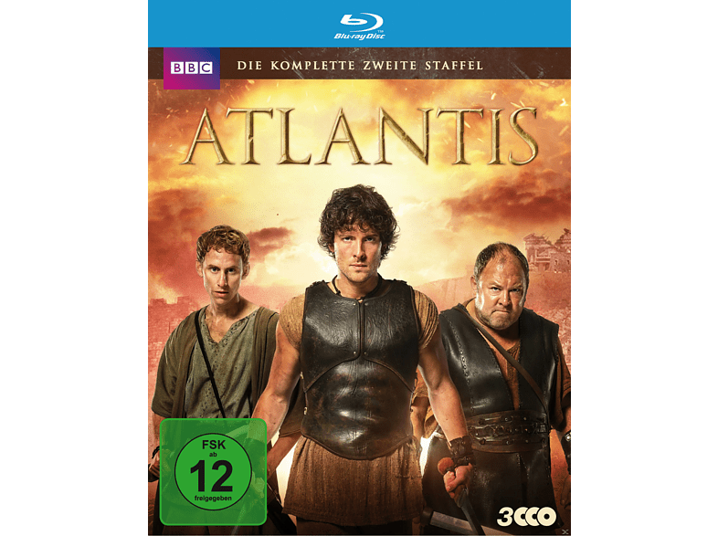 Atlantis - Staffel 2 [Blu-ray]