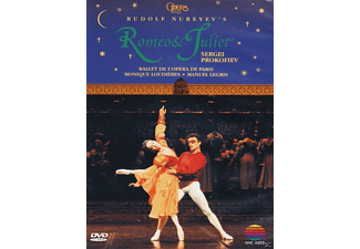 VARIOUS, Orchestre De L'opera National De Paris - ROMEO & JULIET [DVD]