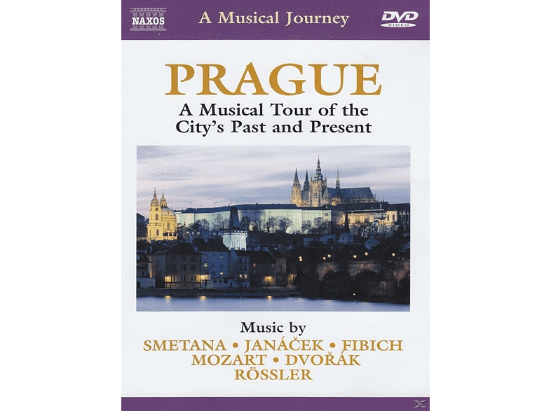 VARIOUS - A Musical Journey - Prague [DVD]