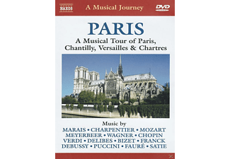 VARIOUS - A Musical Journey - Paris [DVD]