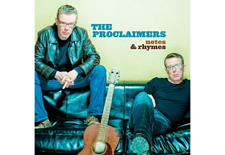 The Proclaimers - Notes & Rhymes - (CD)