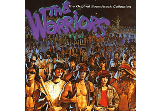 VARIOUS - Ost.: The Warriors - (CD)