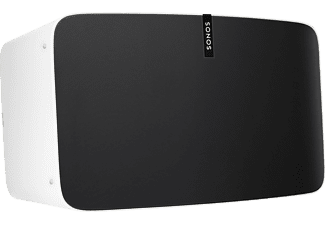 Altavoz inalámbrico - Sonos Play 5, Multiroom, Wifi, Blanco