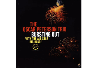 Oscar Peterson - Bursting Out With The All Star - (Vinyl)