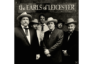 Earls Of Leicester - Earls Of Leicester - (CD)