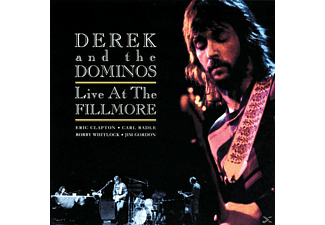 Derek, Derek & the Dominos - Live At The Fillmore - (CD)