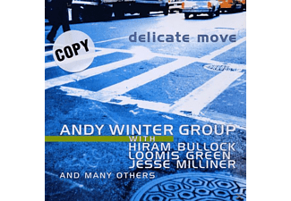 Andy Group Winter - Delicate Move - (CD)