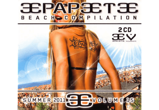 VARIOUS - Papeete Beach Compilation Summer 2011 Volume 15 - (CD)