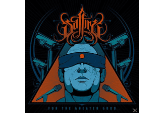 Saffire - For The Greater God - (CD)
