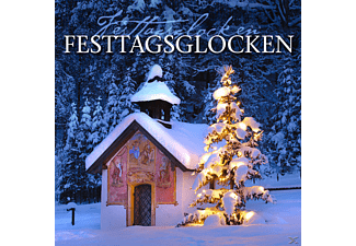 VARIOUS - Festtagsglocken-Holiday Bells - (CD)