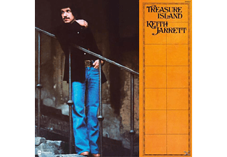 Keith Jarrett -  Treasure Island [Βινύλιο]