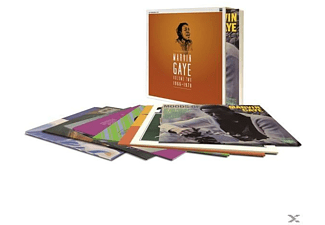 Marvin Gaye - Vol.2: 1966-1970 (Limited 8-LP-Box) - (Vinyl)