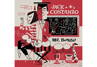 Jack Costanzo - Mr.Bongo (2lp) - (Vinyl)