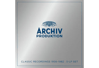 VARIOUS - Archiv Produktion Lp Set (Ltd.Edt.) - (Vinyl)