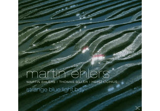 Martin Trio Ehlers - Strange Blue Light Bay - (CD)