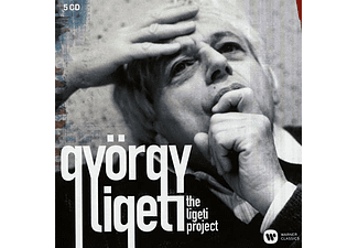 György Ligeti - The Ligeti Project (CD)