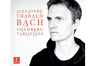 Alexandre Tharaud - Bach - Goldberg Variations (CD + DVD)