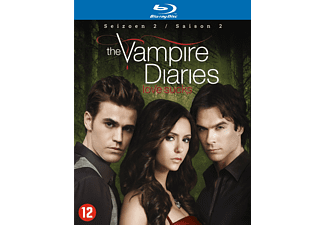 The Vampire Diaries - Seizoen 2 | Blu-ray
