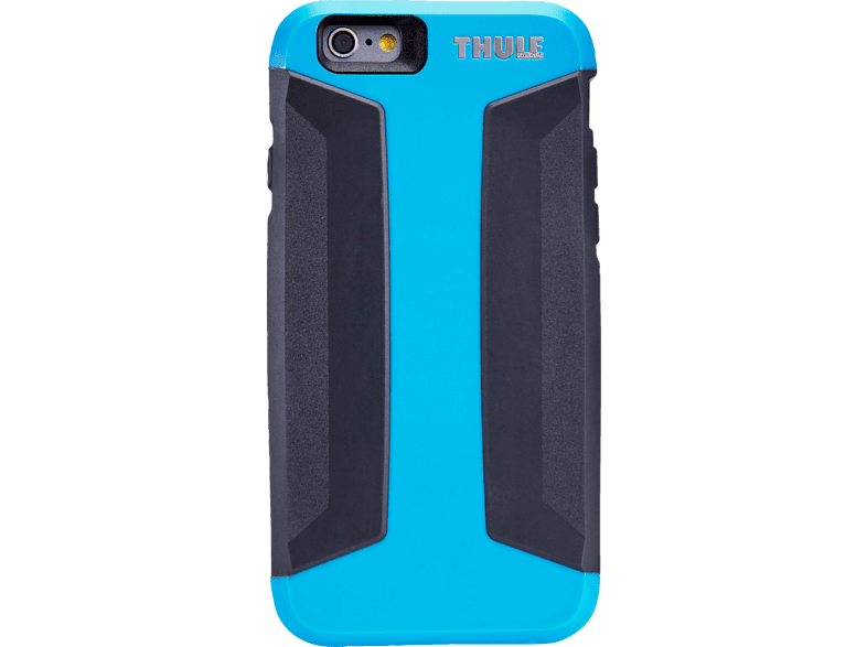 THULE TAIE3125THB/DS Atmos X3 Backcover Apple iPhone 6 Plus, iPhone 6s Plus Polycarbonat/Kunststoff Blau/Grau |