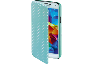 HAMA Booklet Luminous Dots Galaxy S5 Mint (138246)