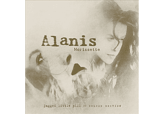 Alanis Morissette - Jagged Little Pill - 20th Anniversary Deluxe Edition (CD)