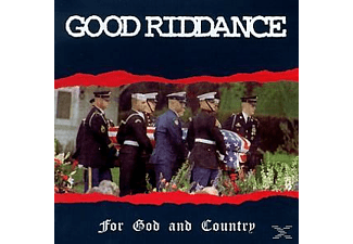 Good Riddance - For God And Country - (CD)