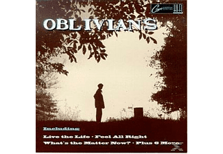 Oblivians - Play Nine Songs With Mr Quintron - (CD)