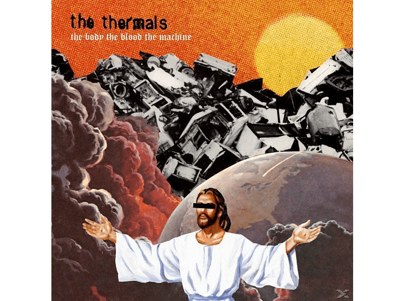 The Thermals - The Body The Blood The Machine [Vinyl]