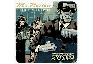 Mr.Review - One Way Ticket To Skaville - (CD)